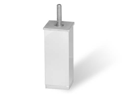 Pé de aluminio para moveis