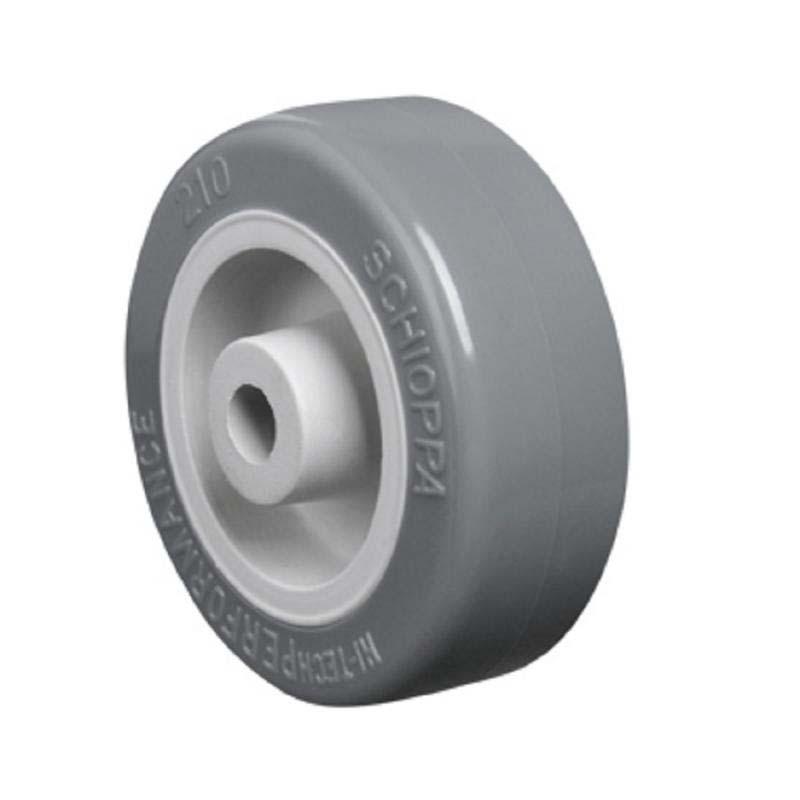 Roda industrial preço