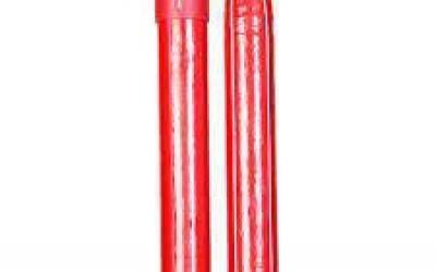 Cabo Plastificado 120 cm com rosca