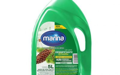 Desinfetante Marina Pinho Pronto Uso 5 litros