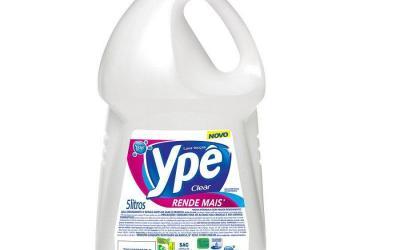 Detergente Líquido Ypê Clear 5 litros