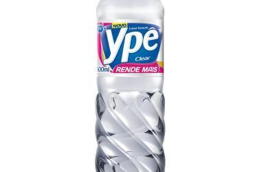 Detergente Líquido Ypê Clear 500 ml