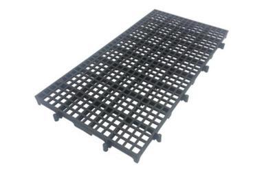 Estrado Plástico Preto 25 x 50 x 2,5 cm