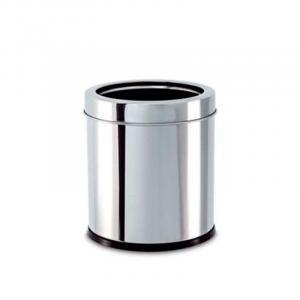 Lixeira Inox com Aro 10 litros Purimax