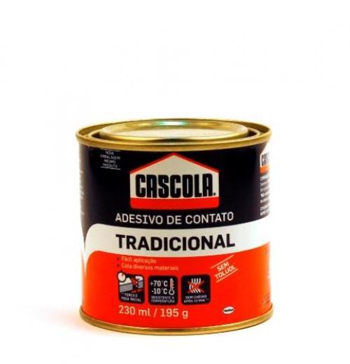 COLA DE CONTATO TRADICIONAL 195 G CASCOLA