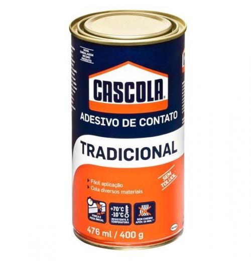 COLA DE CONTATO TRADICIONAL 400 G CASCOLA