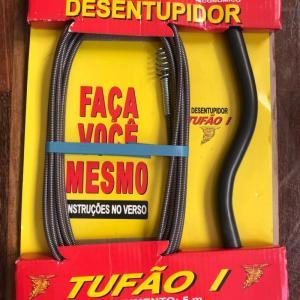DESENTUPIDOR TUFAO I COM 5 METROS