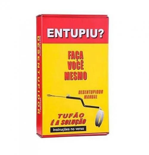 DESENTUPIDOR TUFAO III COM 15 METROS