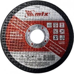 DISCO CORTE METAL INOX 115 X 1.6 MTX