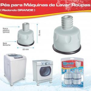 KIT PES PARA MAQUINA DE LAVAR BRANCO QUALITY