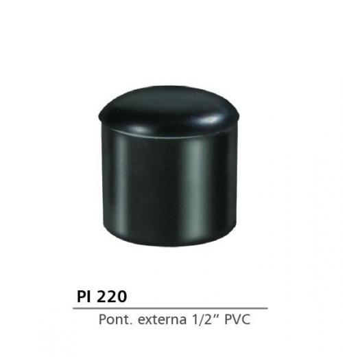 PONTEIRA EXTERNA DE PVC 1/2