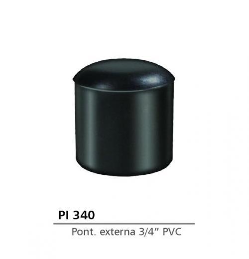 PONTEIRA EXTERNA DE PVC 3/4