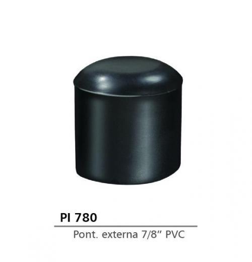 PONTEIRA EXTERNA DE PVC 7/8